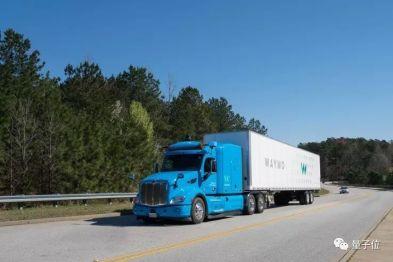 """谷歌自动驾驶卡车将""""运货"""""""