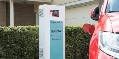 传统能源巨头密集进军电动车充电桩产业
