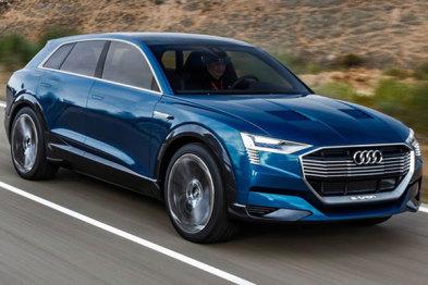 奥迪加大新能源汽车研发,2030年实现电气化