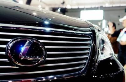 雷克萨斯将于2020年推L2级自动驾驶车型