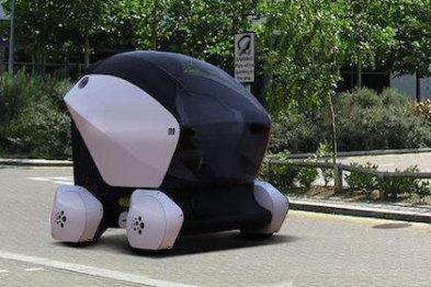 英国4城市明年试验3种自动驾驶汽车