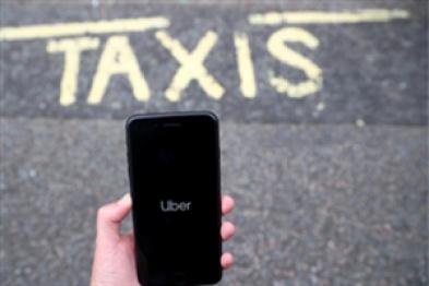 Uber计划2025年在伦敦实现全电动化