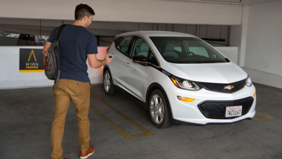 通用投放千辆Bolt电动车,这可能是车企最大规模自动驾驶测试