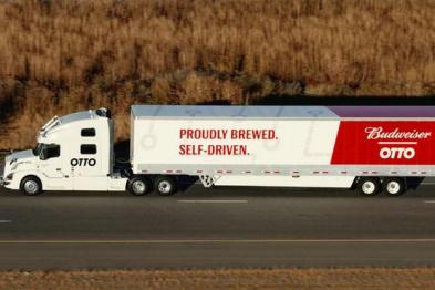 优步Otto自动驾驶卡车或遭禁止上路
