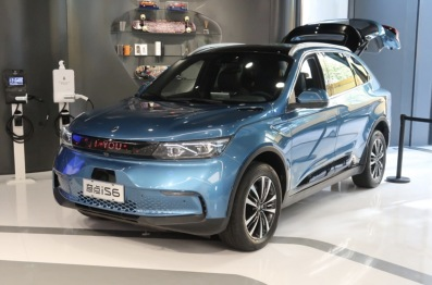 奇點汽車新營銷生態落地,iS6將于2019年春節前后上市