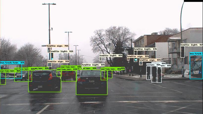 黑科技,前瞻技术,自动驾驶,Algolux,自动驾驶视觉系统,Ion平台,自动驾驶感知,汽车新技术
