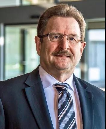 奥迪布鲁塞尔工厂生产、技术和物流总经理Patrick Danau先生