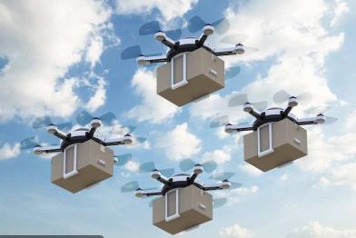 谷歌母公司Alphabet计划明年在芬兰推无人机送货服务
