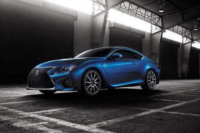 雷克萨斯研发新概念车,可连接驾驶员心跳让车身发光