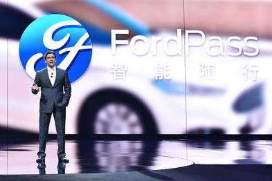 敲黑板!福特CEO为中国移动出行战略划了这些重点