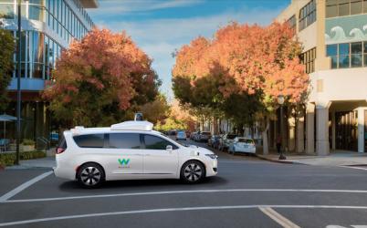 谷歌FCA打造的100辆自动驾驶minivan就绪,明年初路测