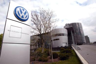 大众计划在德国境内建立4000个充电桩