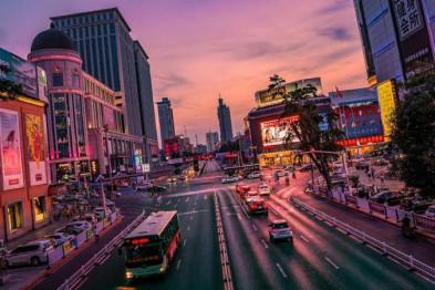 东北锦州,没有网约车