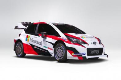 微软与为丰田FIA赛车队提供大数据服务