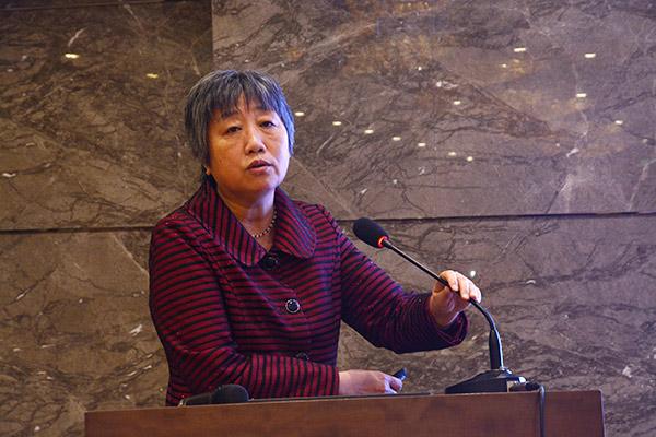 汽车工程学会副秘书长张宁