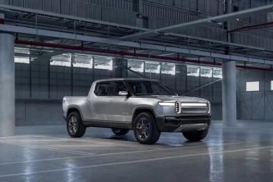 国外新造车势力的脑洞:R1T纯电皮卡惊艳亮相洛杉矶!