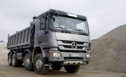 戴勒姆计划在中国制造Actors卡车