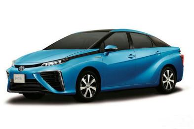 """丰田燃料电池车MIRAI今日开售,如何做到""""低价""""?"""
