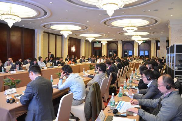 武汉汽车电子发展研讨会现场