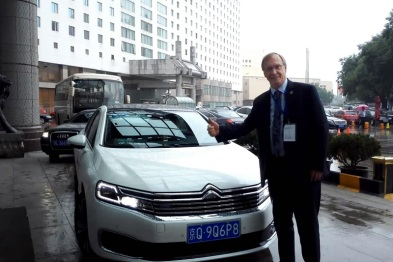 联网车辆行业协会(CVTA)总裁连连称赞C6