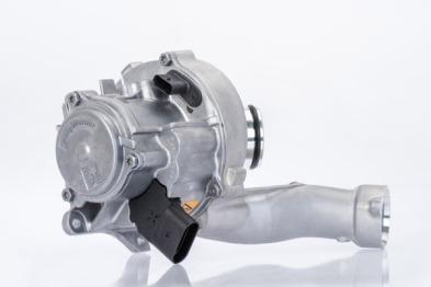 博格华纳电子涡轮增压器首次用于量产车型