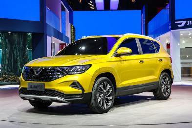 2019中国汽车科技创新大奖,一汽大众-捷达VS5荣获年度合资SUV创新奖