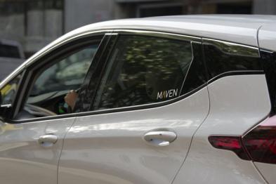 通用共享汽车服务Maven Gig进入洛杉矶