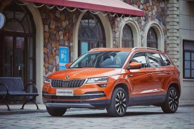 柯珞克能否成为首款月销过万的斯柯达SUV?| 新车必评