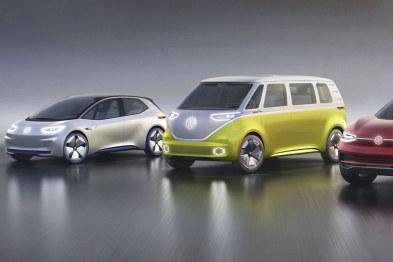 大众最新计划:十年内生产2200万辆电动汽车