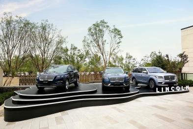 林肯品牌全系车型体验之旅正式起航