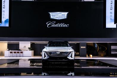 2021上海车展丨凯迪拉克LYRIQ概念车,通用在智能电动时代的一曲抒情歌