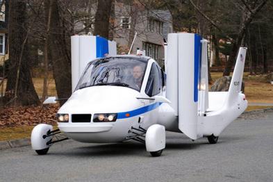 美国同意吉利收购硅谷飞行汽车Terrafugia