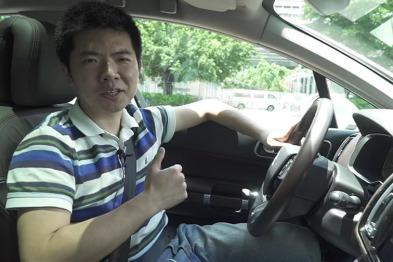 极豆车联网CEO汪奕菲,认为c6科技感十足又不失浪漫