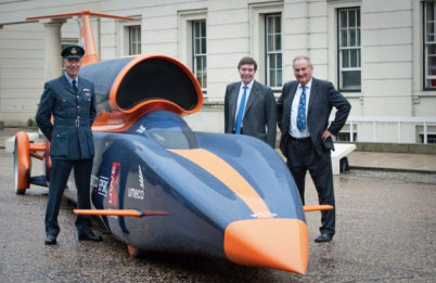 The 1,000mph Car - Guinness World Records