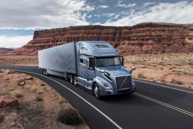 沃尔沃发布VNL重型卡车,配备驾驶员辅助技术