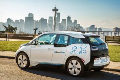 宝马ReachNow整合汽车共享和网约车服务,一个app解决两个问题