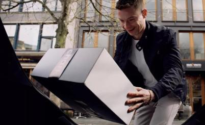 梅赛德斯-奔驰在德国测试包裹配送服务