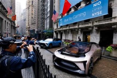 蔚来汽车和挪威电动汽车协会签署合作协议