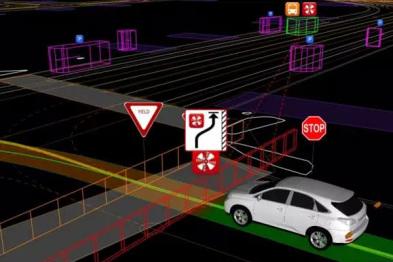 警告!一大波机器人汽车正在向你靠近