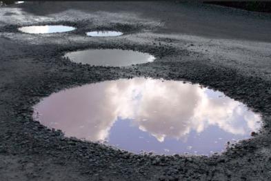 谷歌新专利:让汽车「众包」建立一个道路坑洞库