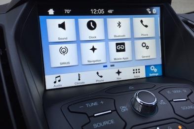 福特:明年在美出售新车将标配互联功能