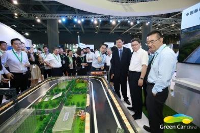 从广州新能源智能车展,看展会的专业化生存