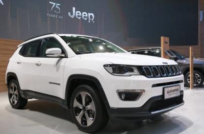 全新Jeep指南者领衔 Jeep携13-70万最完整SUV家族聚首广州车展