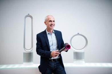 专访戴森CEO:从卷发棒到电动车,戴森生意逻辑是什么?