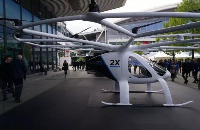 关于Volocopter,还有飞行汽车的那些背后故事