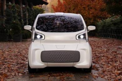 XEV推出3D打印车辆LSEV