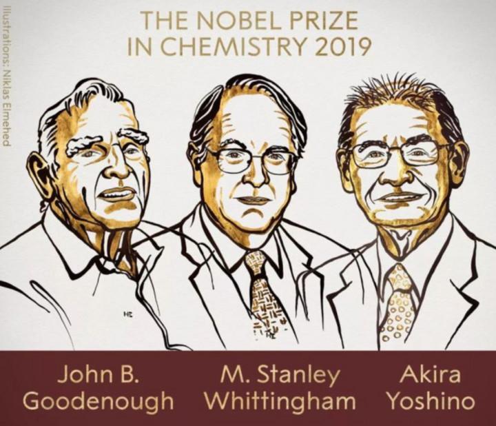 诺贝尔化学奖获得者
