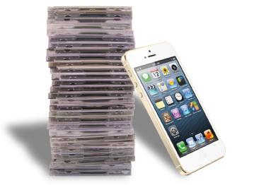 美国《消费者报告》评测认为:手机音乐与车载CD音质无差