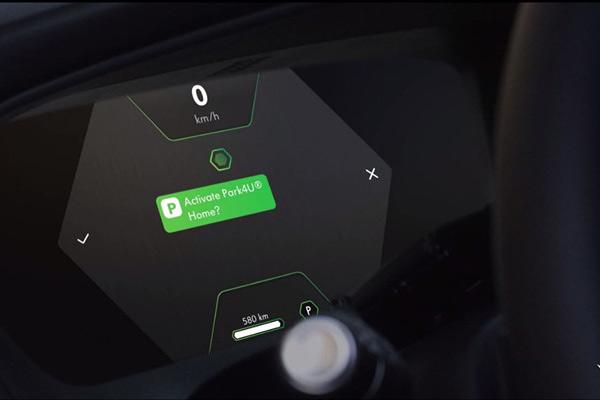 法雷奥展示MyMobius人机交互界面等创新技术