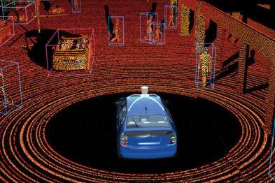 瞄準「車規級」,瑞薩打算推出激光雷達的SLAM on Chip方案